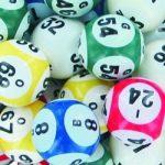 Bingo Balls–Color 6 side print