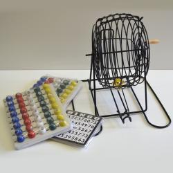 Bingo cages
