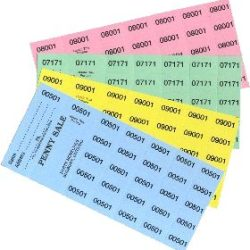 Penny Sale Tickets
