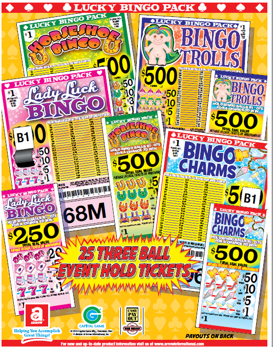 Piggy payout bingo